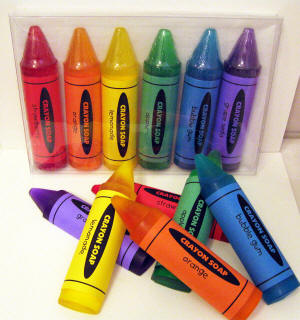 Crayon Soaps Group