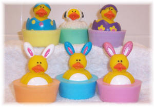 Easter Duckie