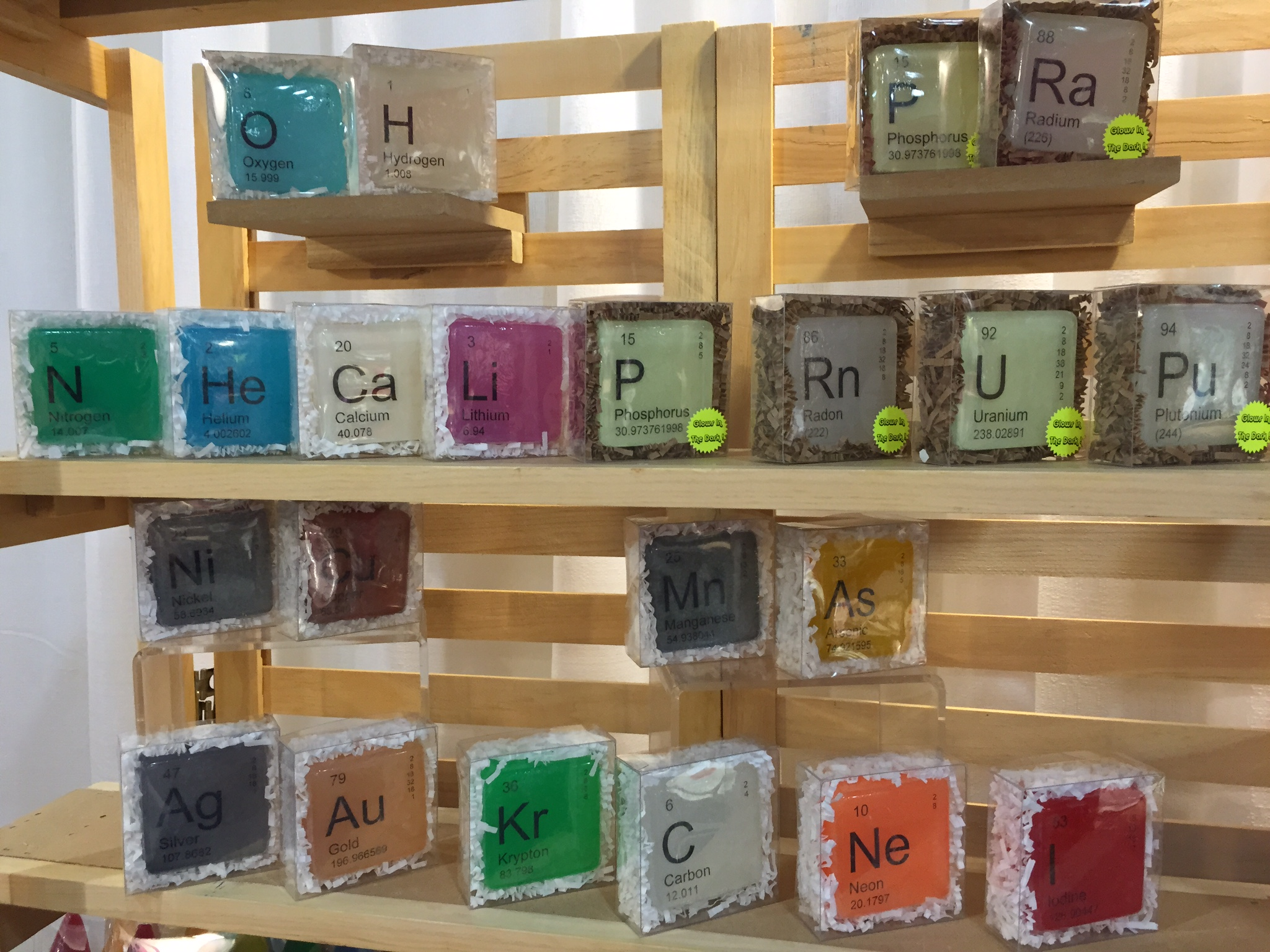 Just bubbly its elementarysupsup periodic table soap gamestrikefo Images