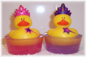 Princess Duckie