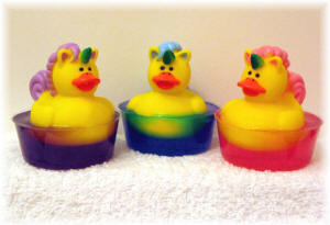 unicorn duckie